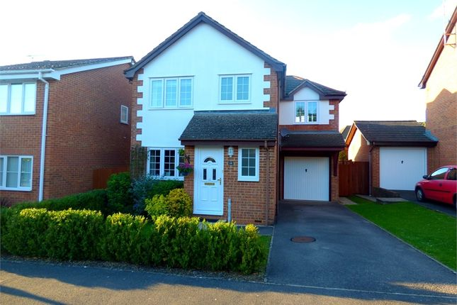 Thumbnail Detached house for sale in Yorkshire Place, Warfield, Bracknell, Berkshire