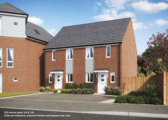 Thumbnail Semi-detached house for sale in Harvills Grange, Dial Lane, West Bromwich