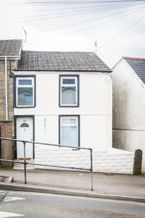 Thumbnail End terrace house for sale in Gilfach Cynon Road, Twynrhodyn