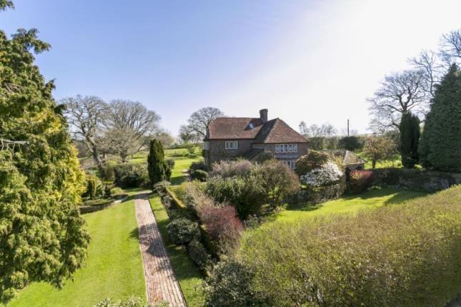 Thumbnail Equestrian property for sale in Hugletts Lane, Heathfield, East Sussex