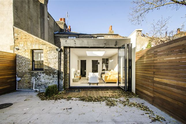 Thumbnail Terraced house for sale in Lillieshall Road, London