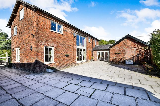Thumbnail Detached house for sale in Moss Lane, Styal, Wilmslow