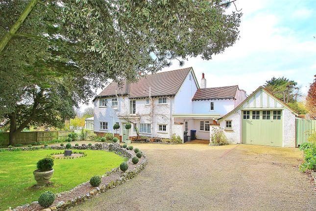 Thumbnail Detached house for sale in Salvington Hill, High Salvington, West Sussex