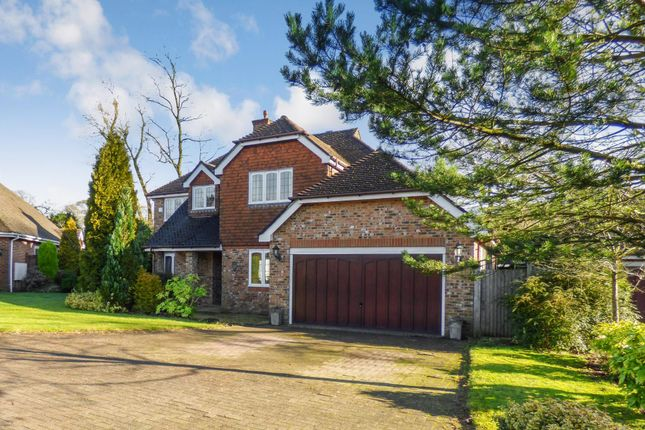 Thumbnail Detached house for sale in Alders Road, Disley, Stockport