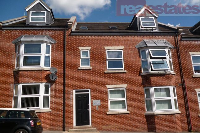 Thumbnail Flat to rent in Princes Street, Bishop Auckland