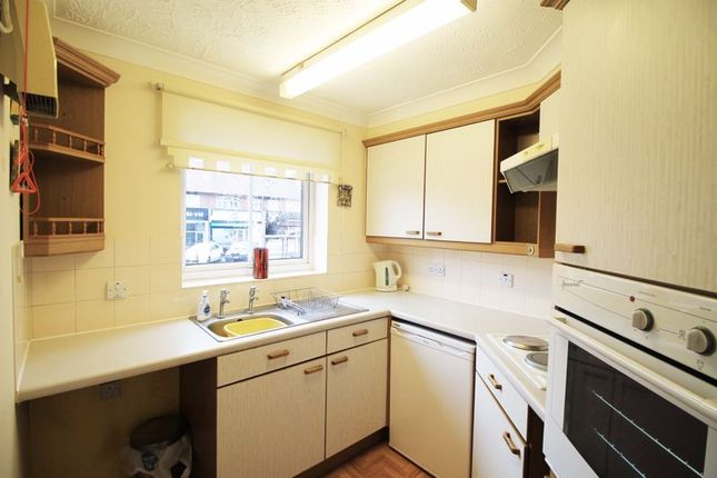 Kitchen of Kingswood Court, Chingford E4