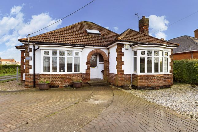 Thumbnail Bungalow for sale in Thornton Road, Goxhill, North Lincolnshire