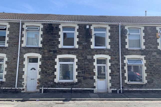 Thumbnail Terraced house to rent in Bevan Street, Port Talbot, Neath Port Talbot.