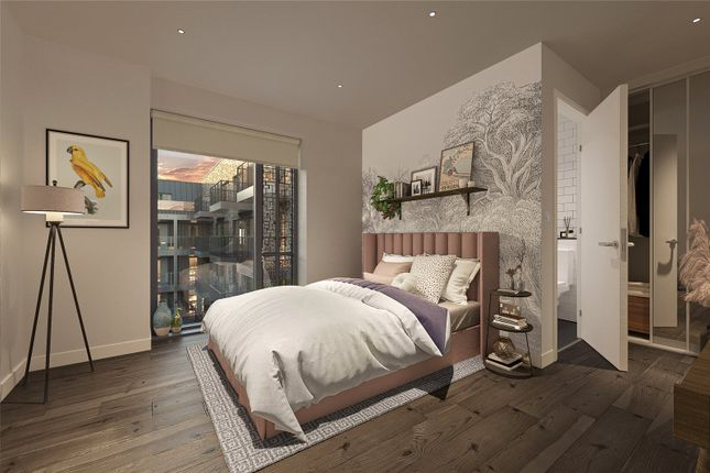 Thumbnail Flat for sale in 3 Bedroom Apartments, Stone Studios, 80-84 Wallis Road, Hackney Wick