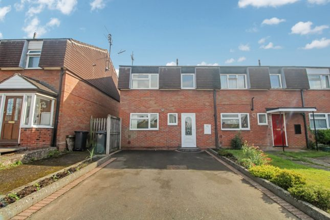 Thumbnail Semi-detached house for sale in Rawlinson Road, Leamington Spa