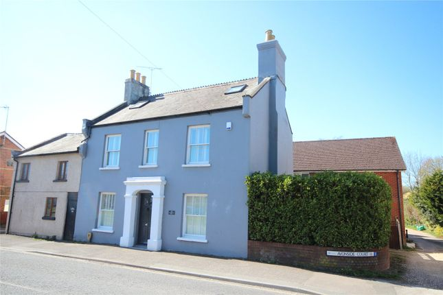 Thumbnail Detached house for sale in Christchurch Road, Ringwood