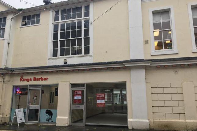 Thumbnail Retail premises to let in Kings Parade, Ashford, Kent