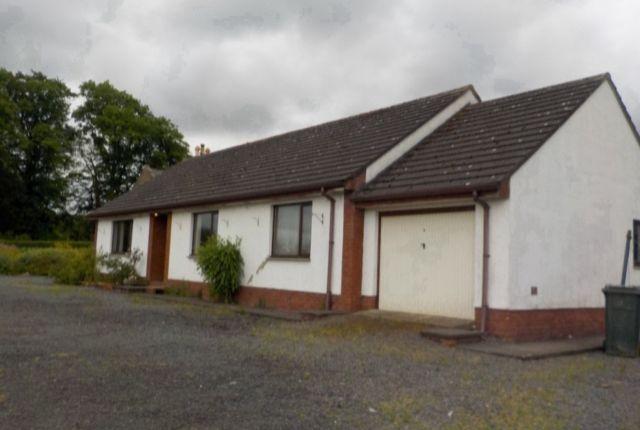 Thumbnail Bungalow to rent in Kirkconnel, Sanquhar