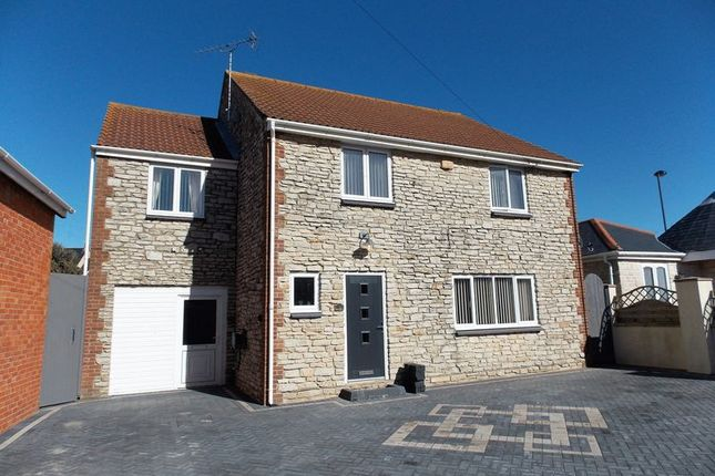 Thumbnail Detached house for sale in Moorfield Road, Portland