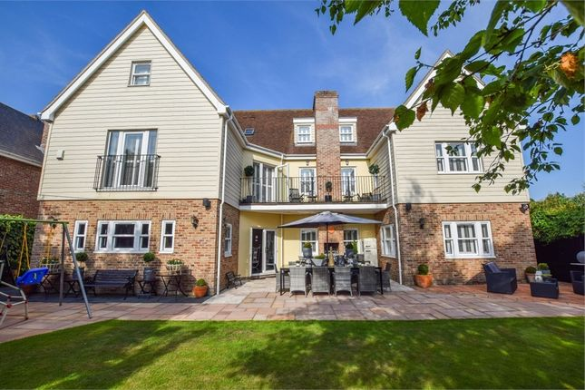 Thumbnail Detached house for sale in Poplar House, The Poplars, Colchester, Essex