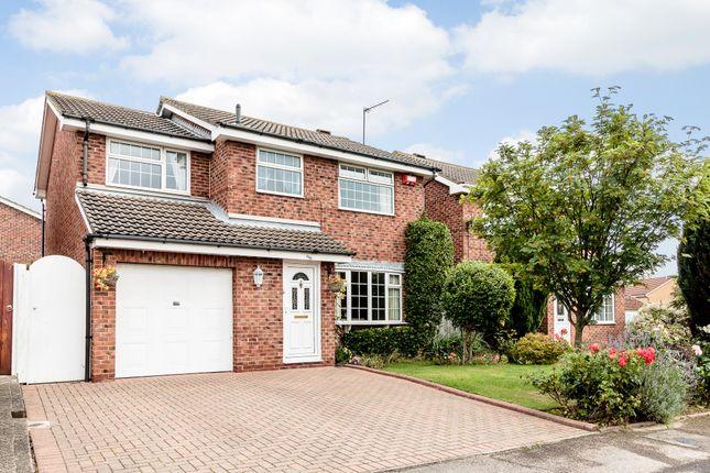 Thumbnail Detached house for sale in Low Grange Avenue, Billingham