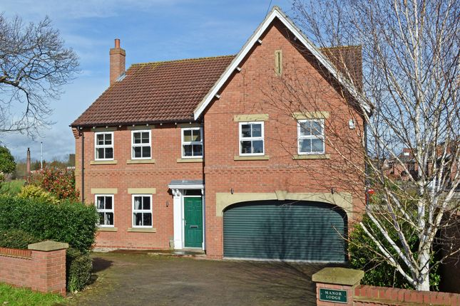 Thumbnail Detached house for sale in Boroughbridge Road, York
