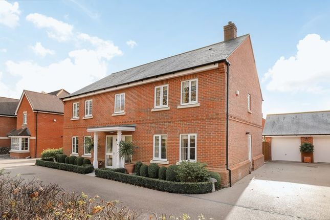 Thumbnail Detached house for sale in Abbess Close, Romsey