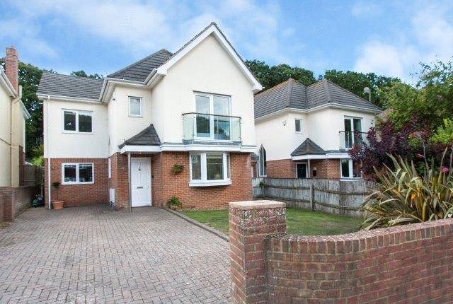 Thumbnail Detached house for sale in Anthonys Avenue, Poole, Dorset