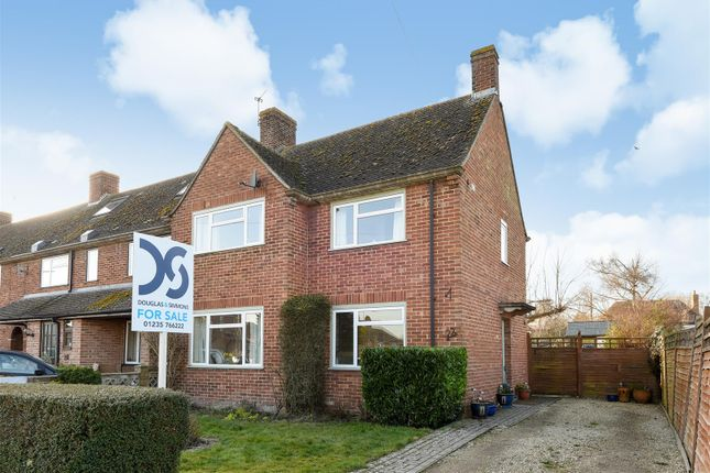 Thumbnail End terrace house for sale in Chapel Way, Childrey, Wantage