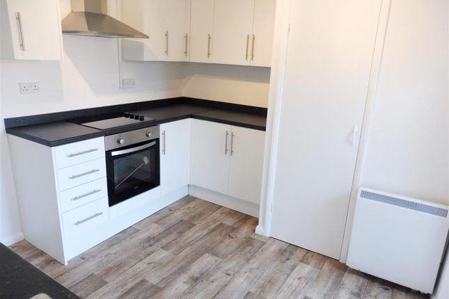 Thumbnail Flat to rent in Main Street, Alrewas, Burton-On-Trent