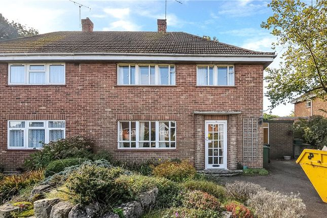 3 bed semi-detached house for sale in East Green, Blackwater, Camberley