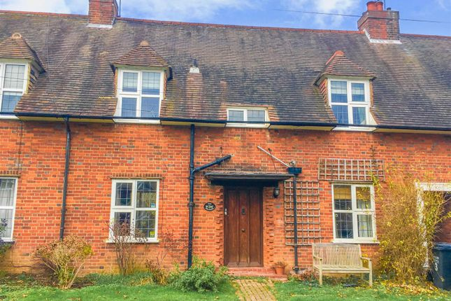Thumbnail Terraced House To Rent In The Orchard, Welwyn Garden City