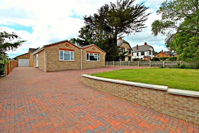 Thumbnail Detached bungalow for sale in Winterton Road, Hemsby, Great Yarmouth