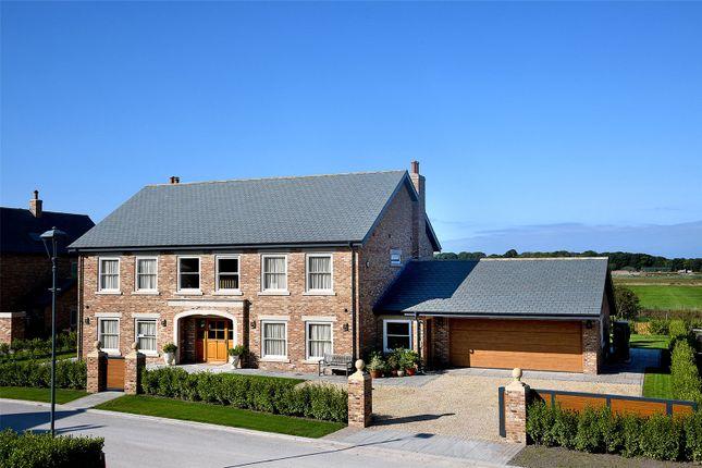 Thumbnail Detached house for sale in Ballam Oaks, Lytham