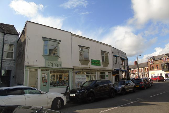 Front of Kings Road, Canton, Cardiff CF11