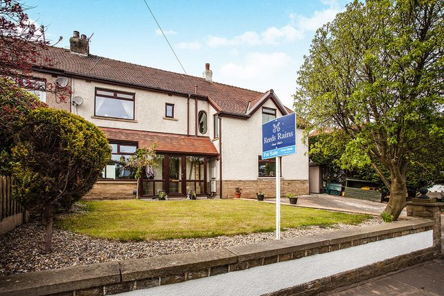 Thumbnail Semi-detached house for sale in Marine Drive, Hest Bank, Lancaster