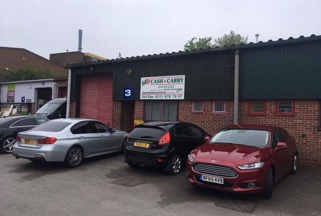 Thumbnail Warehouse to let in Unit 3 Palm Court, Basford, Nottingham, Nottinghamshire