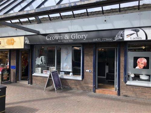 Thumbnail Commercial property for sale in Greenock, Inverclyde