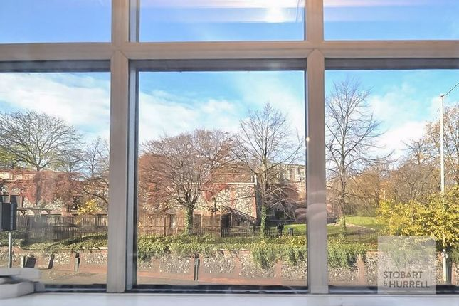 Window View of St. Martin At Bale Court, Norwich NR1
