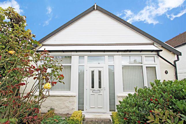 Thumbnail Detached bungalow for sale in Cottenham Road, Rotherham