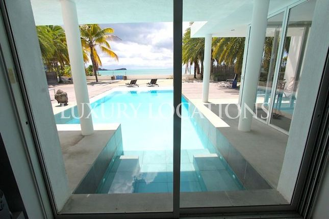 Thumbnail Villa for sale in Dragon's Lair, Saint John, Jolly Harbour, Antigua, Antigua
