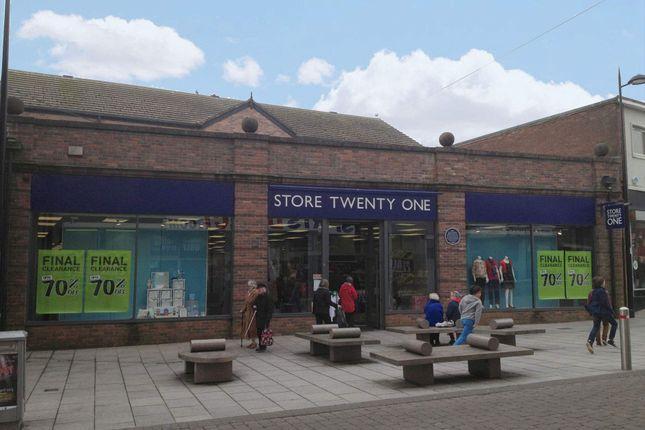 Thumbnail Retail premises to let in 45/49 Pow Street, Workington