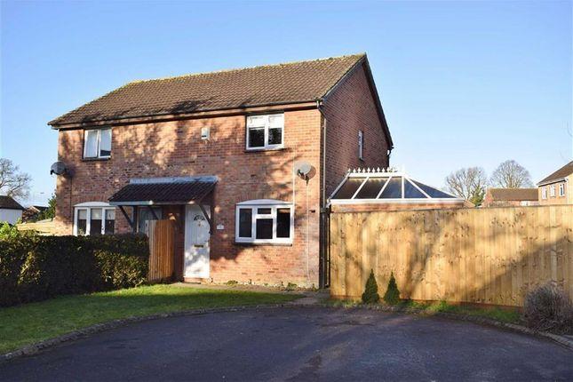 Thumbnail Semi-detached house for sale in Danvers Mead, Pewsham, Chippenham, Wiltshire