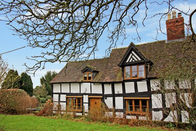 Thumbnail Cottage for sale in High Street, Grinshill