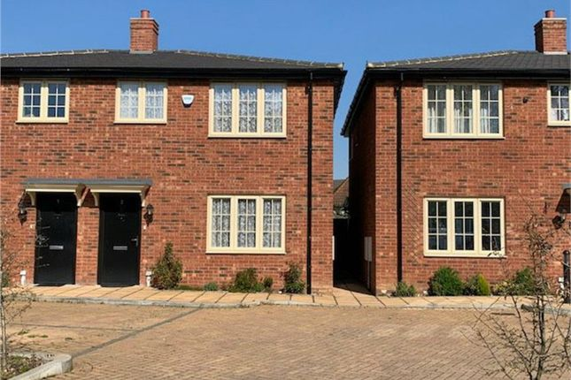 Thumbnail Semi-detached house for sale in Alban Court, Hatfield, Hertfordshire