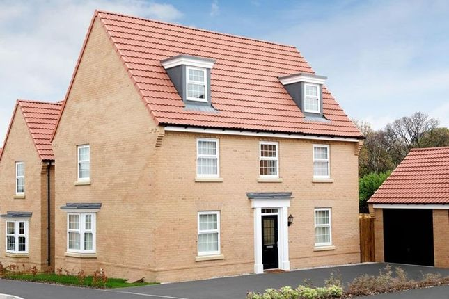 """Thumbnail Detached house for sale in """"Maddoc"""" at London Road, Nantwich"""