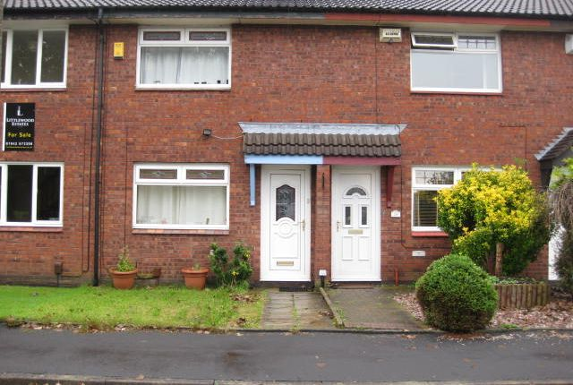 Thumbnail Town house to rent in Spawell Close, Lowton, Lowton, Cheshire