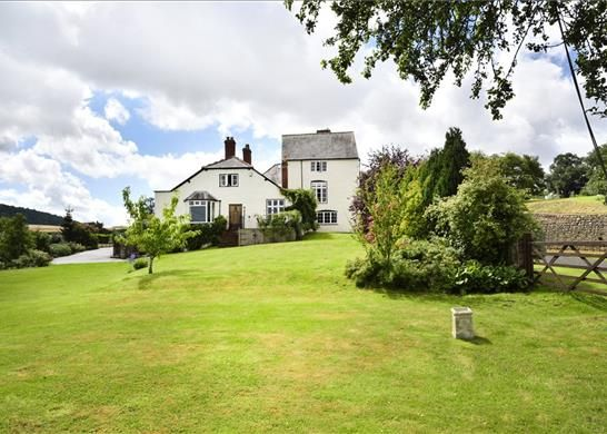 Thumbnail Detached house for sale in Callow, Hereford