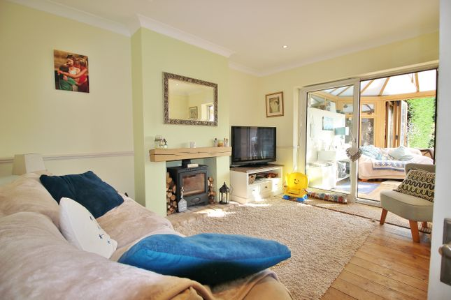 Thumbnail Semi-detached house for sale in Wyatts Green Road, Wyatts Green, Brentwood