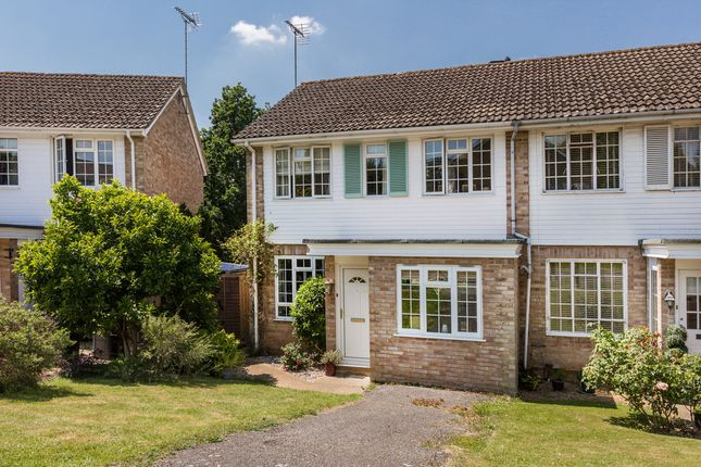 Thumbnail End terrace house for sale in William Allen Lane, Lindfield, Haywards Heath