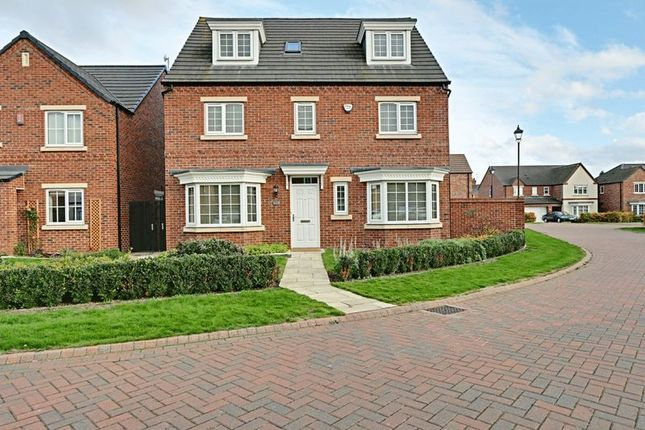 Thumbnail Detached house for sale in Scholars Drive, Hull