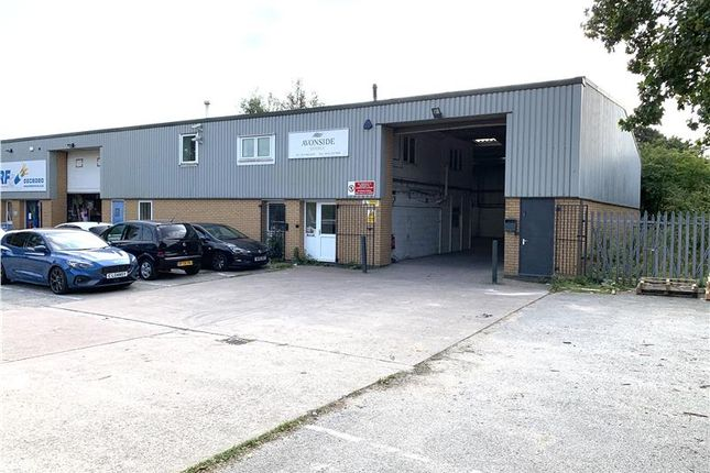Industrial to let in Unit Y2B, Blaby Industrial Park, Winchester Avenue, Blaby, Leicester, Leicestershire
