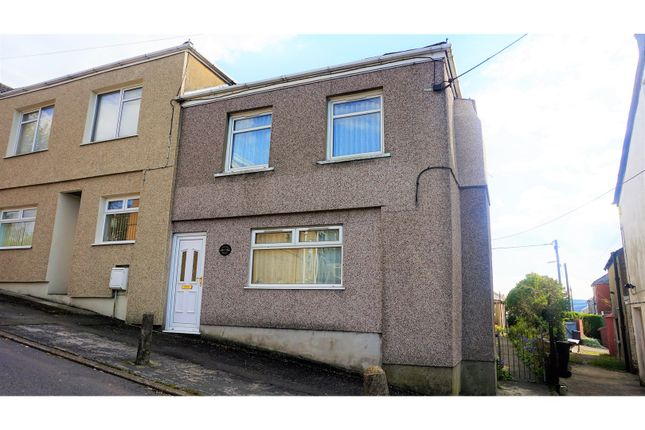 Thumbnail End terrace house for sale in Commercial Street, Seven Sisters