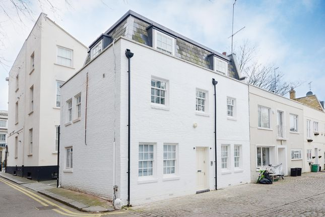 Thumbnail Mews house to rent in Napier Place, London