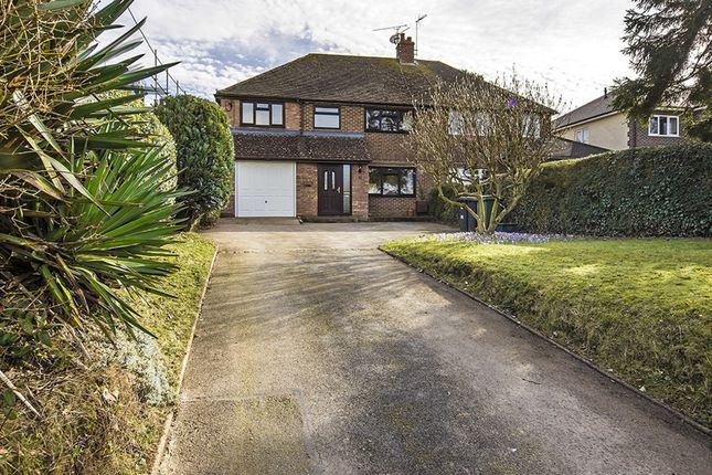 Thumbnail Semi-detached house for sale in Park Lane, Old Basing, Basingstoke